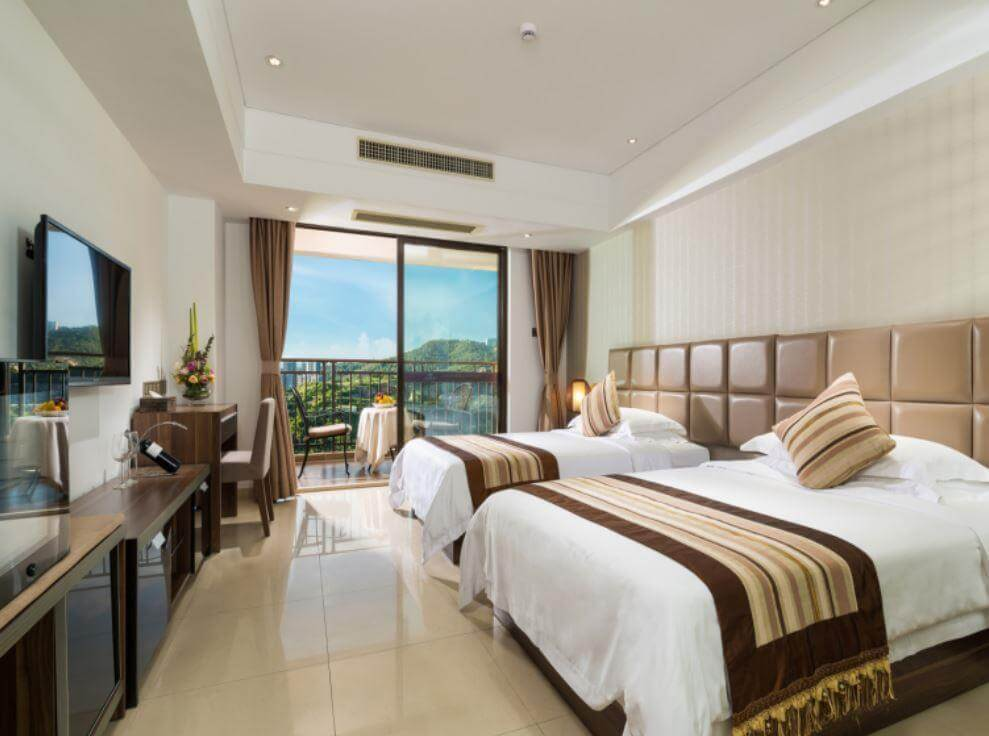 Barry Boutique Hotel Sanya 5*