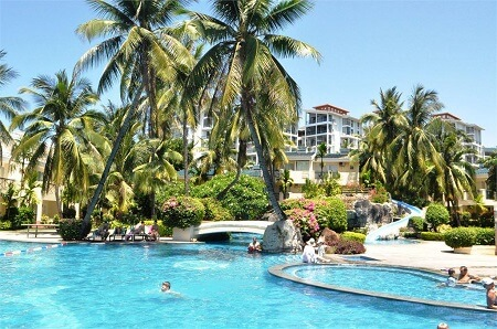 Palm Beach Resort & Spa 5*