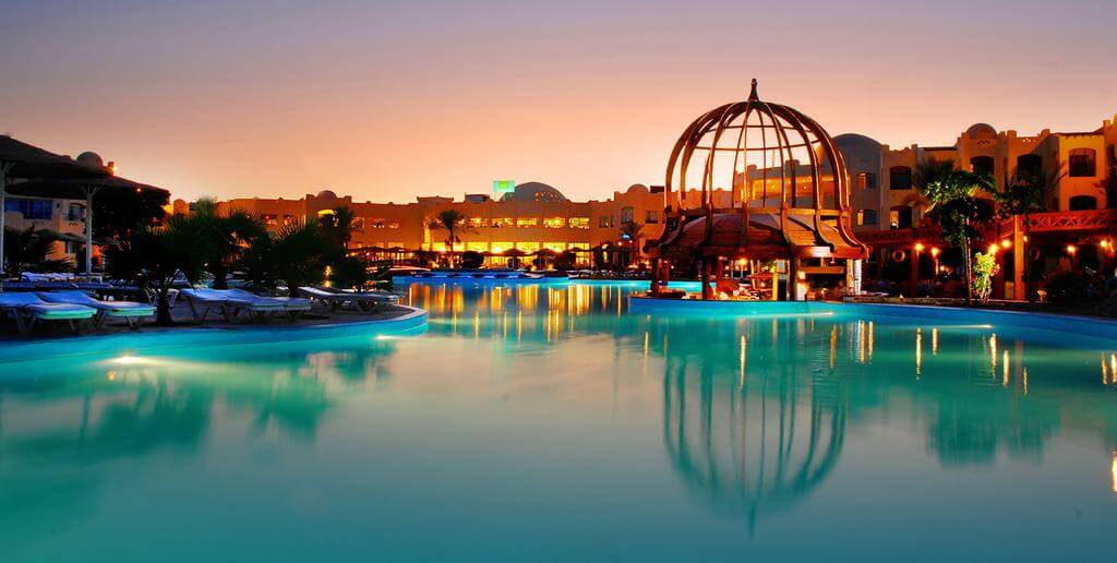 Tia Heights Makadi Bay Hurghada 5*