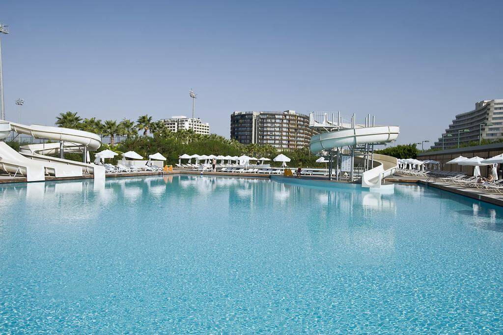 Kervansaray Lara Hotel 4*