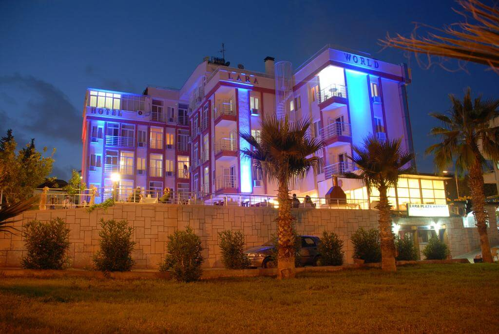 Lara World Hotel 3*
