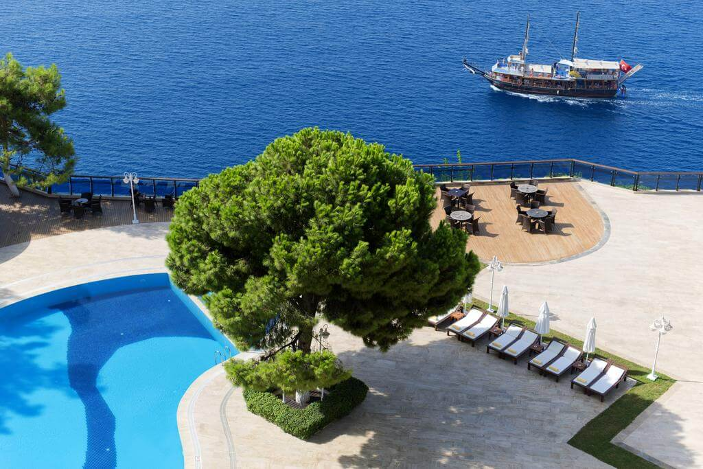 Oz Hotels Antalya Hotel Resort and Spa 5*