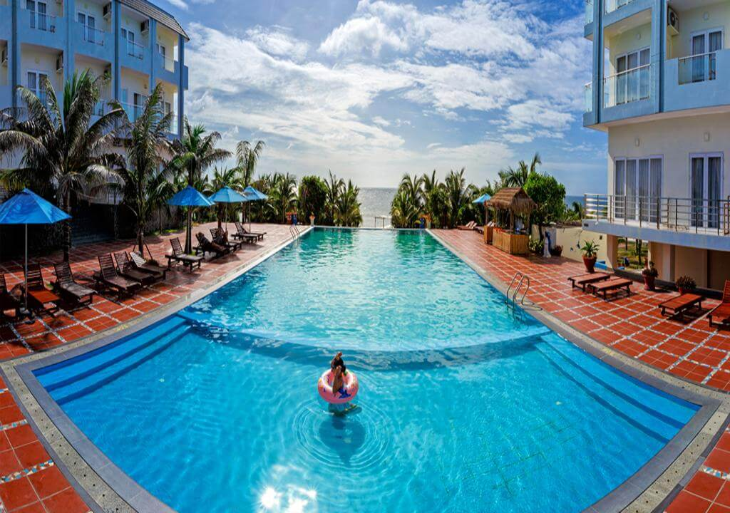 Tropical Ocean Resort 4*