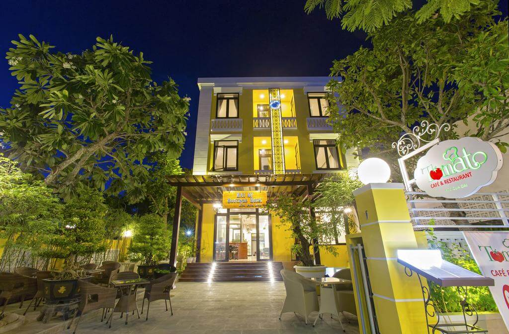 Hoi An Hai Au Boutique Hotel 3*